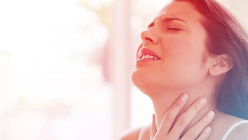 Mucus în gât: 4 remedii pentru a-l elimina